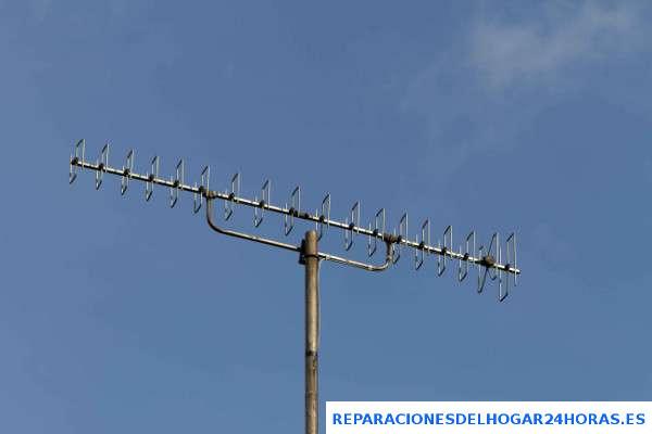 antena tdt exterior general