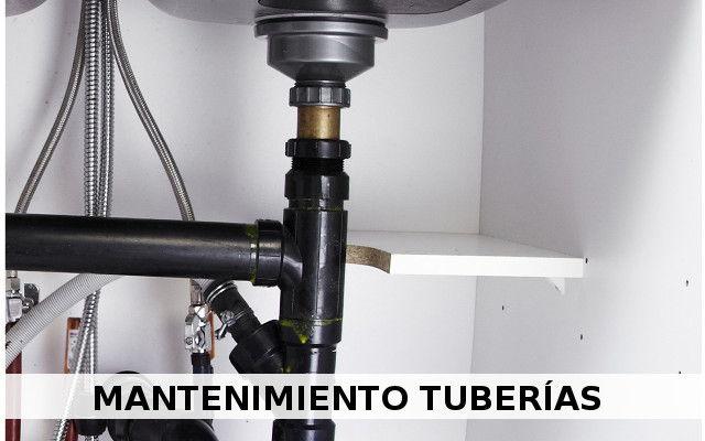 mantenimiento tuberias