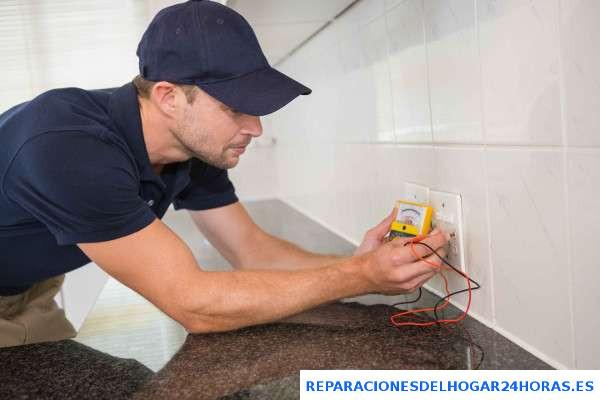 electricistas enchufes santander