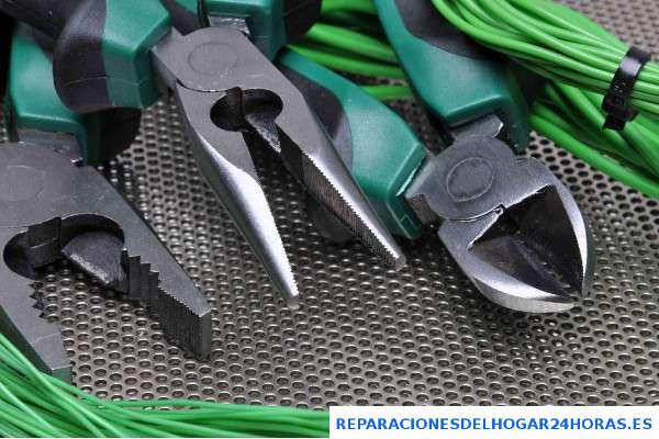 electricistas herramientas