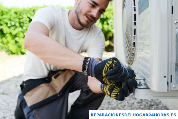 reparacion aire acondicionado general