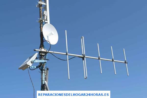 antenas de televisión Santander