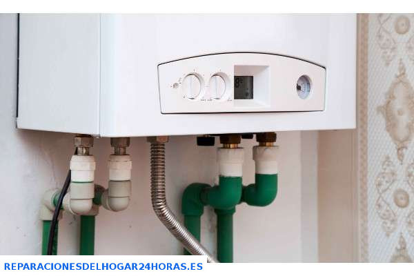calefaccion calderas Madrid