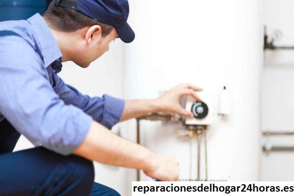 Instalación Calentador Santander