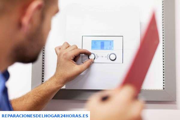 calentadores de gas natural Alicante