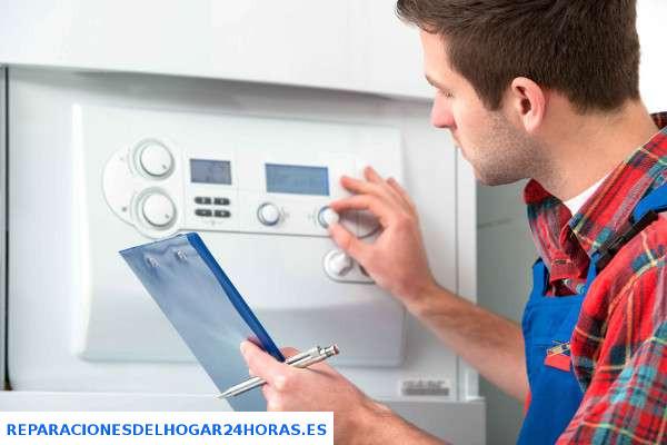 mantenimiento calentadores de gas Castellón