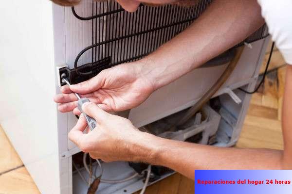reparacion de neveras frigorificos madrid