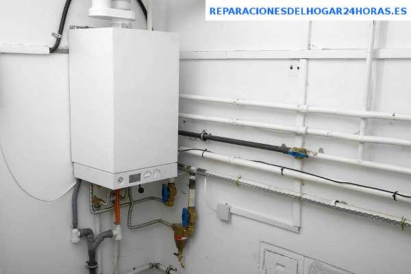 reparación urgente caldera condensación sabadell