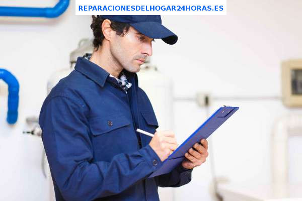 revisión autorizada calentadores multimarca Castellón