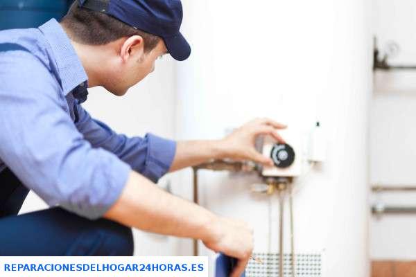 reparacion calderas gas Majadahonda
