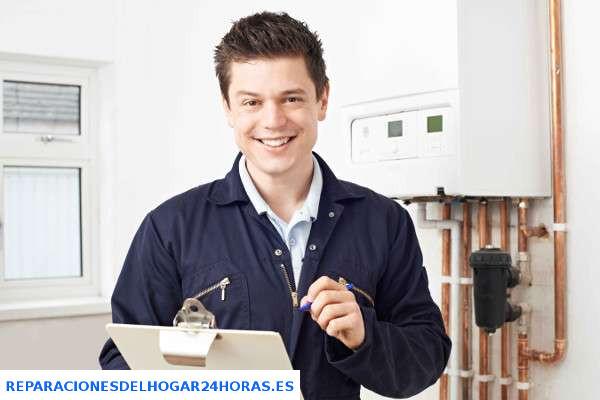 servicio tecnico calderas gas Majadahonda
