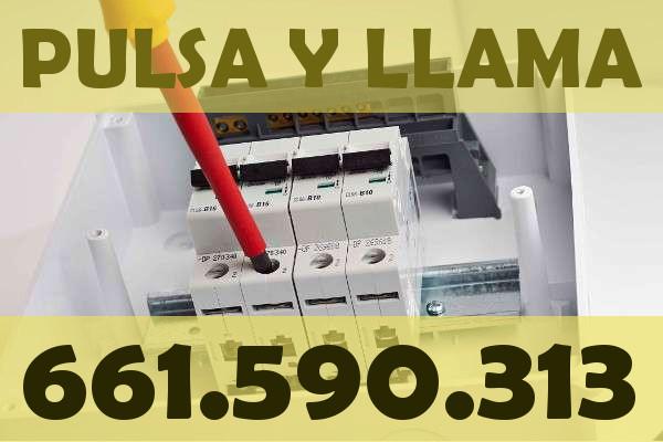 instalacion electricistas santander