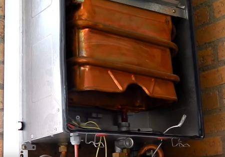 pasos mantenimiento caldera